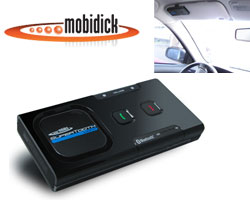 mobidick multipoint +dsp bluetooth car kit