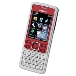 nokia 6300 (white red)